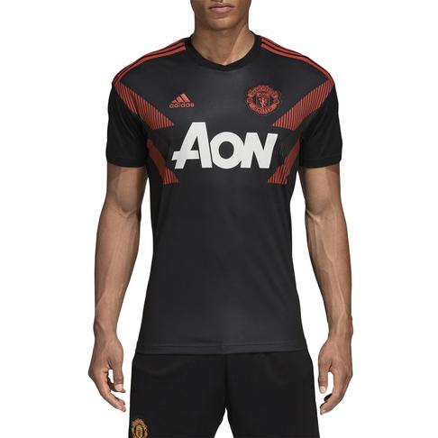 e534b7678ee Men s adidas Manchester United Home Pre-Match Jersey