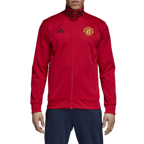 fedb315735115 Men s adidas Manchester United 3-stripes Track Jacket