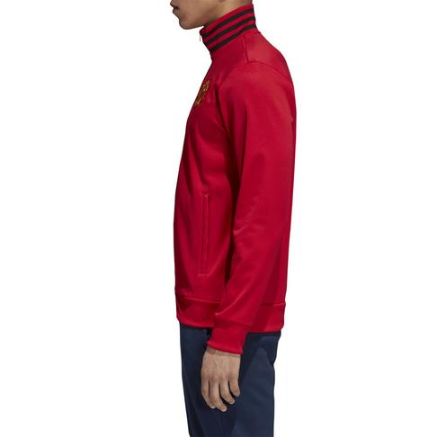 8107fb9ee06 Men s adidas Manchester United 3-stripes Track Jacket