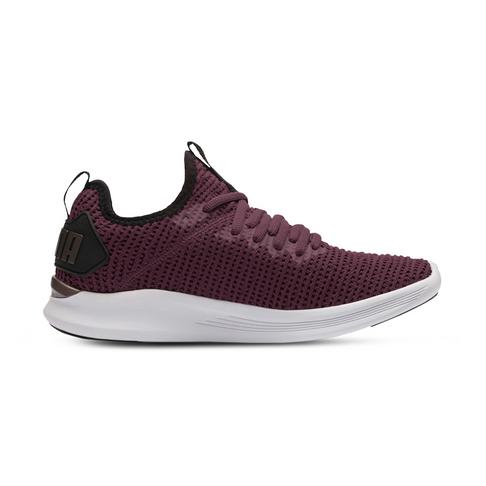 4f226260e3 Women's Puma Ignite Flash Luxe Burgundy/Black Shoe