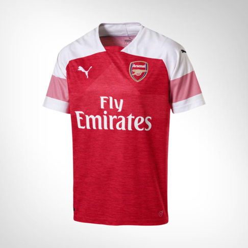 0e4f86f44 Men s Puma Arsenal Home Replica Jersey