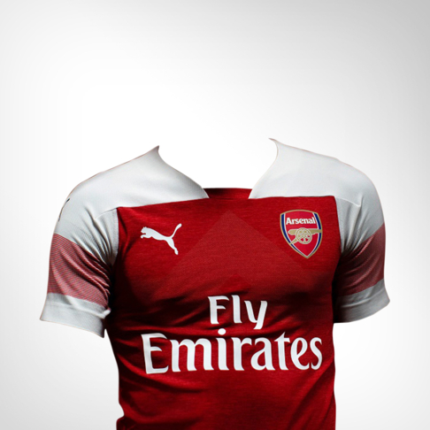 free shipping adc26 cf353 Men's Puma Arsenal Home Replica Jersey