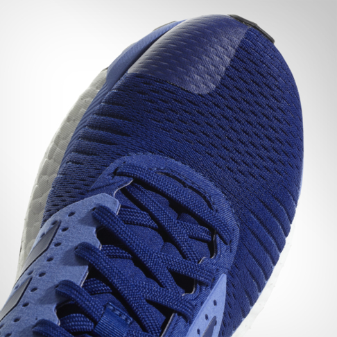 new arrival 53cef 843a0 Women's adidas Solar Glide ST Royal Blue/Coral Shoe