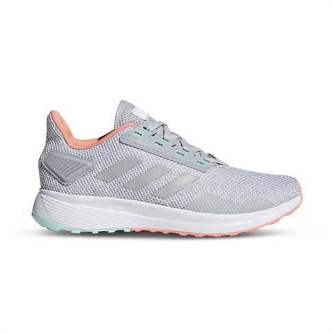 366c7f134d00 Women s adidas Duramo 9 Grey Peach Shoe