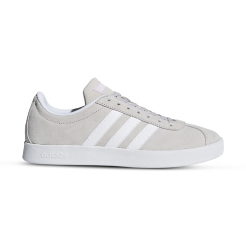 99d0bf0ab11ef Women s adidas VL Court 2.0 Stone White Shoe
