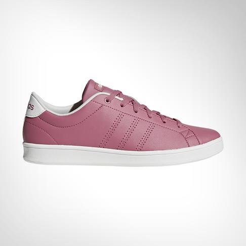 4fbd3a980dbec Women s adidas Advantage Clean Pink White Shoe