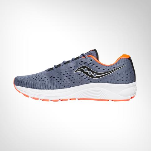 online store ef360 b058e Men's Saucony Jazz 20 Grey/Black Shoe