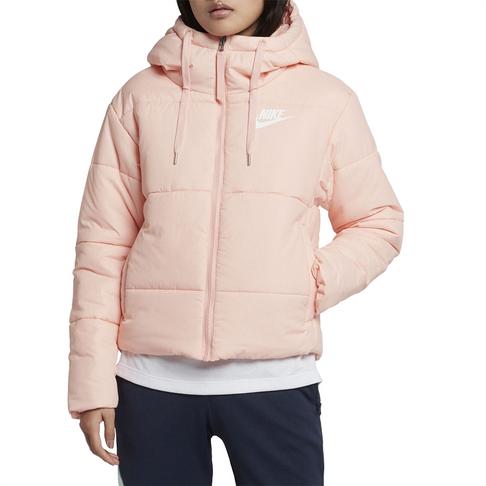 0f49523c4 Women's Nike Reversible Sportswear Synthetich Fill Storm Pink Jacket
