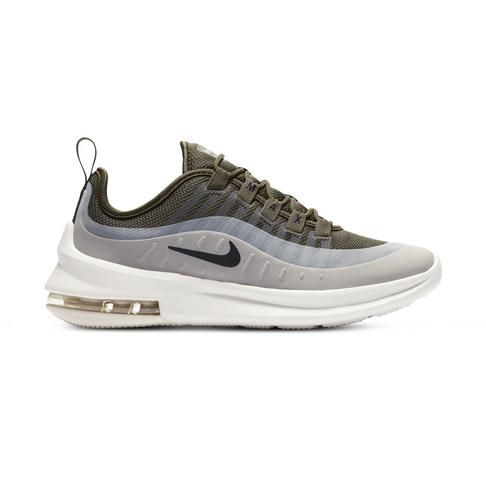 check out 44777 e41a9 Junior Grade School Nike Air Max Axis Khaki Black Shoe