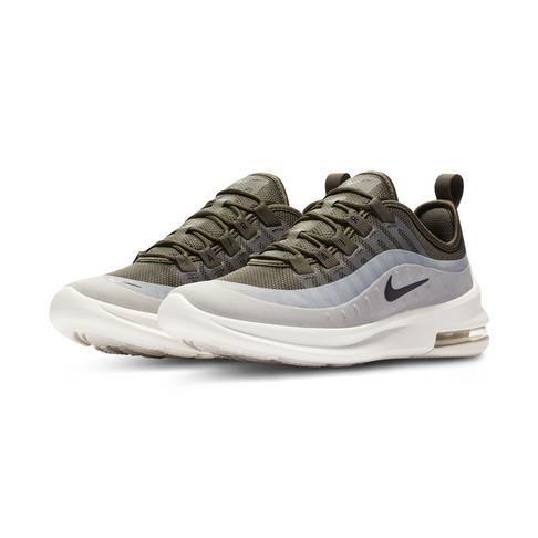check out db908 6c5e6 Junior Grade School Nike Air Max Axis Khaki Black Shoe