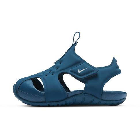 Infants  Nike Sunray Protect Teal Sandal 06e6d9067