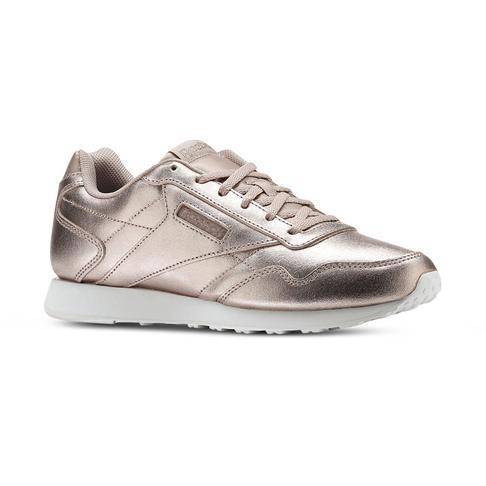 4bf5771995c Women s Reebok Royal Glide Rose Gold White Shoe