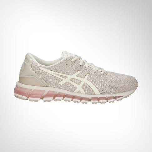 wholesale dealer 04d42 910c1 Women s Asics Gel-Quantum 360 Knit 2 Beige Pink Shoe