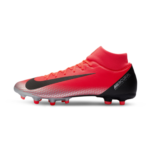 size 40 85c90 1cc6e Men's Nike Superfly 6 Academy CR7 MG DF Red/Black Boot