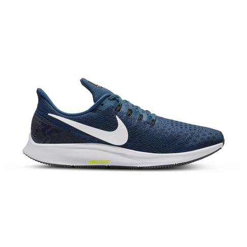 size 40 0057b a8ae4 Men's Nike Zoom Pegasus +35 Navy/White Shoe