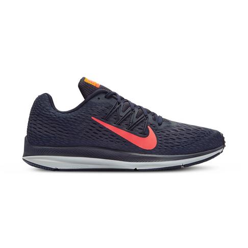 timeless design 5aac0 6c512 Men's Nike Zoom Winflo 5 Navy/Pink Shoe