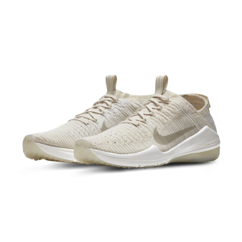 58bff59e32a9b6 Women s Nike Air Zoom Fearless Flyknit 2 Champagne Cream White Shoe