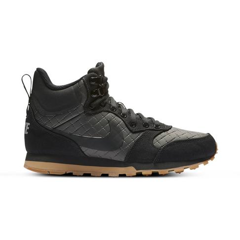 b42ed29764844 Women s Nike MD Runner 2 Mid Black Gum Shoe