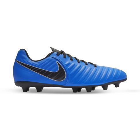 fd950985505 Men s Nike Tiempo Legend 7 Club MG Blue Black Boot