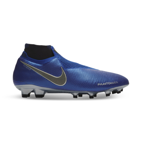 49e051b46 Men s Nike Phantom Vision Elite DF FG Blue Black Boot