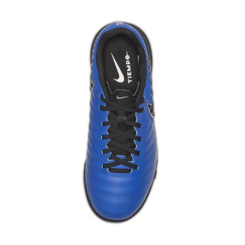 003a18ea5779 Junior Nike LegendX 7 Academy Artificial-Turf Blue/Black Football Boots