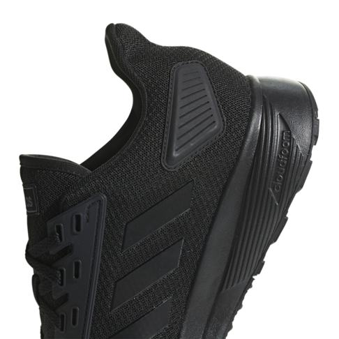 Men s adidas Duramo 9 Black Shoe 6c64450b4