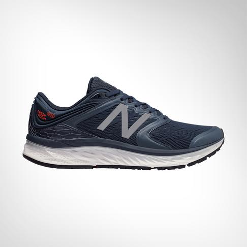 8f6368442b751 Men's New Balance Fresh Foam 1080 2E Navy Shoe