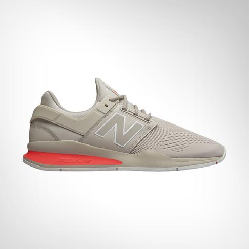 Men s New Balance 247 Tritium Stone Orange Shoe e2397668cf