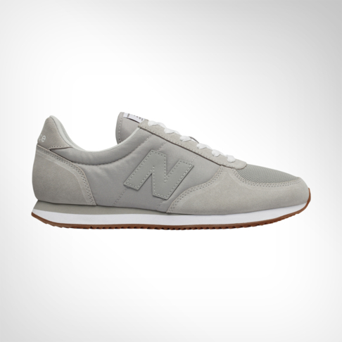 9bb4540a7 Men s New Balance 220 Classic Light Grey Shoe