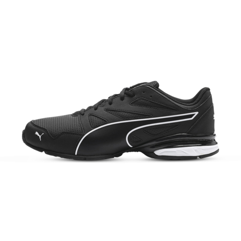 ee518812732 Men s Puma Tazon Modern SL Black White Shoe