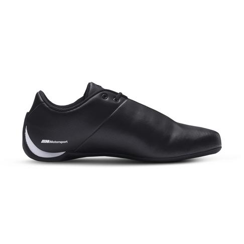 e5025fb7f1d Men s Puma BMW MMS Future Cat Ultra Black White Shoe