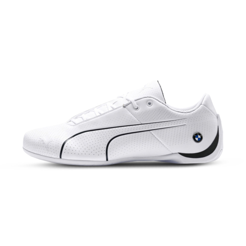 60d0c227b5 Men's Puma BMW MMS Future Cat Ultra White/Black Shoe