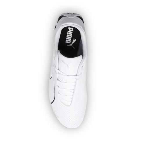 c1b1366449f Men s Puma BMW MMS Future Cat Ultra White Black Shoe
