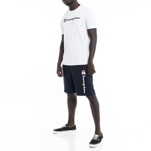0f0cedb963f5 Men s Champion Basics Cotton Jersey White Tee