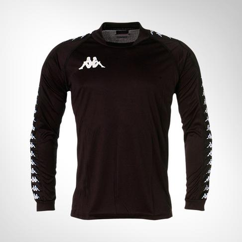 92125cc51c6 Junior Kappa Fierezzo Long Sleeve Black Goal Keeper Top