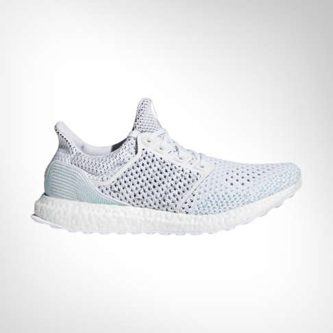 bfa08add9f8 Men s adidas Ultra Boost Parley LTD White Shoe