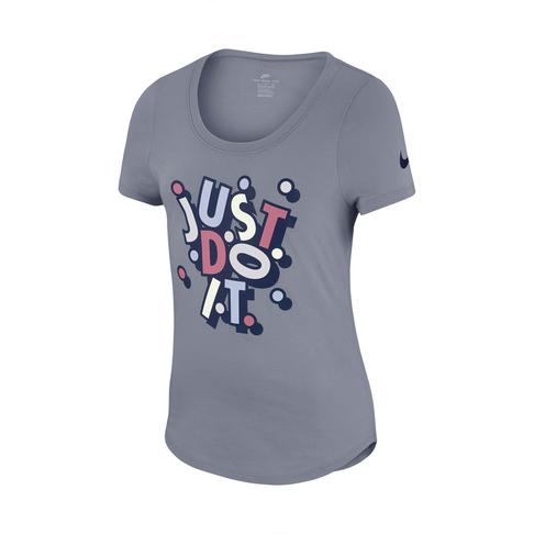 8f67138362296 Girls Nike Just Do It Sportswear Confetti Tee