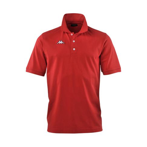 4bdfc29a38c Men's Kappa Logo Sharas MSS Red Golfer