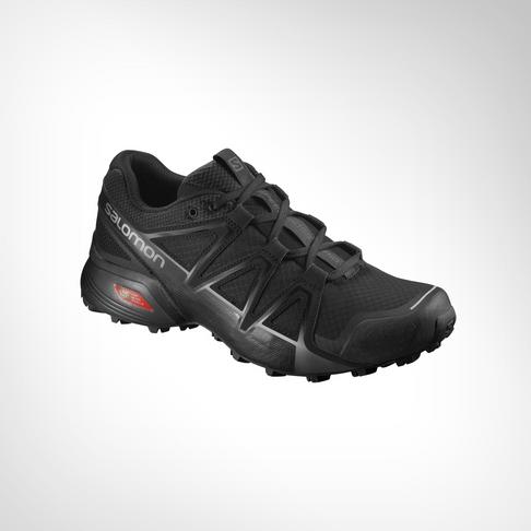 64287207ed3 Men s Salomon Speedcross Vario 2 Black Shoe
