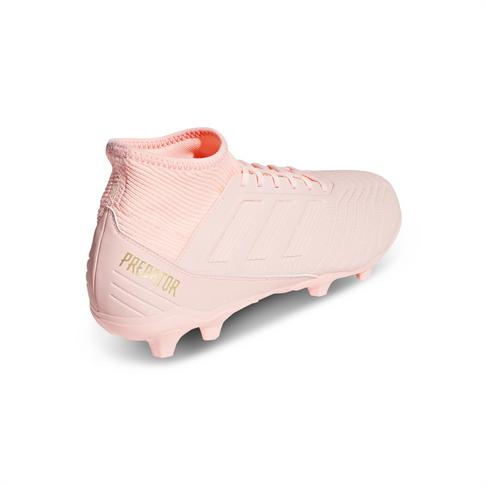 00f56e25a1 Men s adidas Predator 18.3 FG Orange Pink Boot