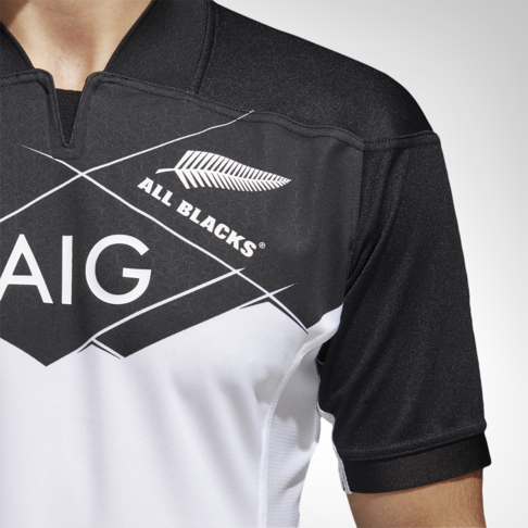 3b75e5ee3b Men s adidas All Blacks 2018 19 Away Jersey