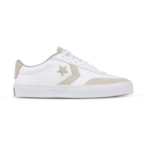 Men s Converse Courtlandt OX White Shoe ef83168ebd
