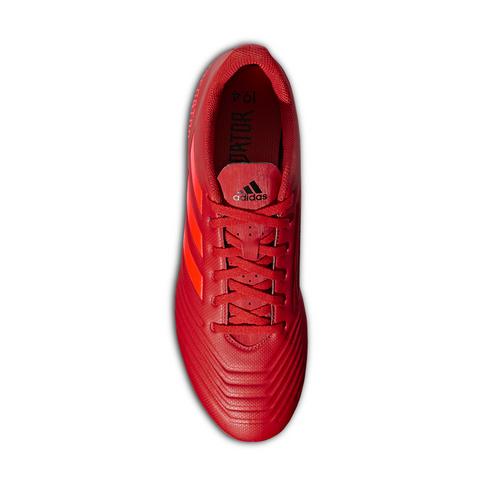4a874e5cb63 Men s adidas Predator 19.4 FG Red Black Boots