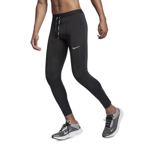 a861978d25cd2 Men's Nike Tech Power-Mobility Black Running Tights