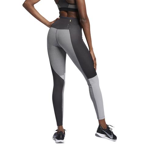 4f8623182403a Women's Nike Run Tech Pack Knit Grey Running Tights