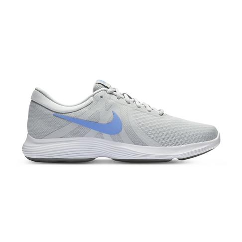 659a4a77cb9 Women s Nike Revolution 4 EU Grey Blue Shoe