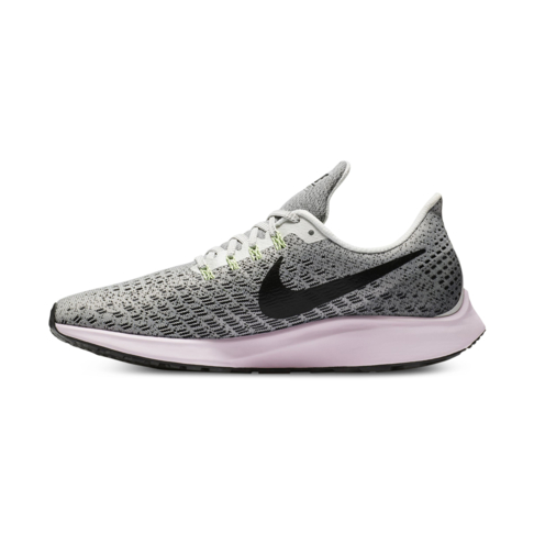 info for 2cfaf 740f3 Women's Nike Air Zoom Pegasus 35 Grey/Pink Shoe