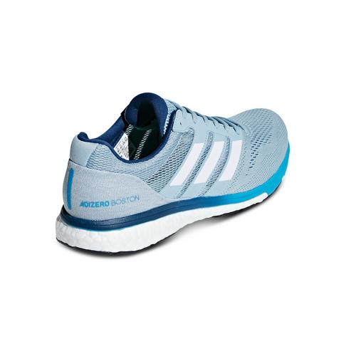 quality design 59090 21696 Mens adidas Adizero Boston 7 Light Blue Shoe