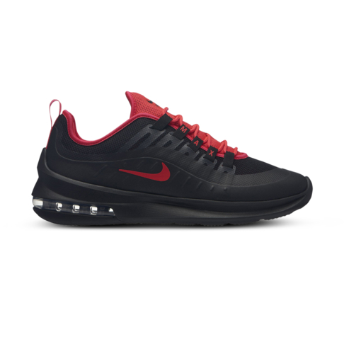 competitive price 89f0d 4b7b3 Men s Nike Air Max Axis Black Red Shoe