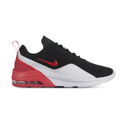 new styles 9867d 12312 Men s Nike Air Max Motion 2 Black White Red Shoe
